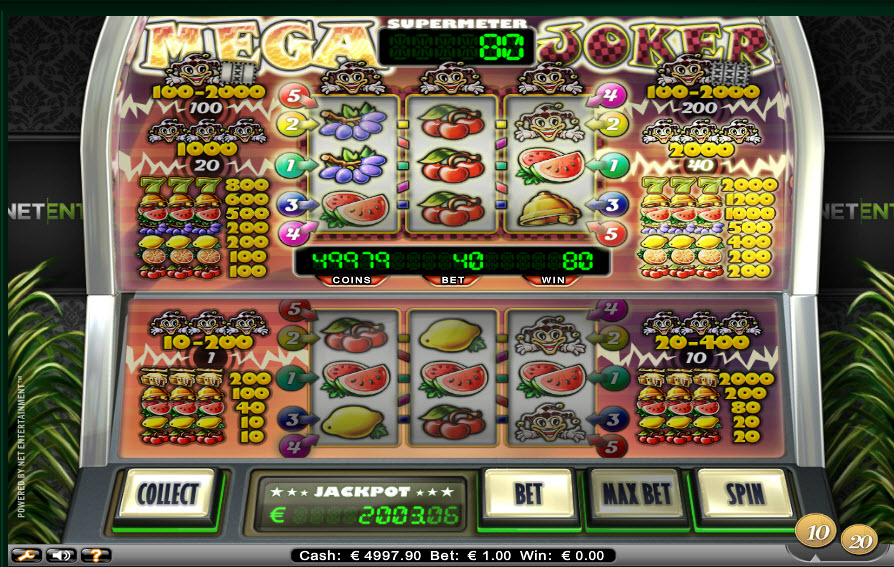 Cherry pie slot machine
